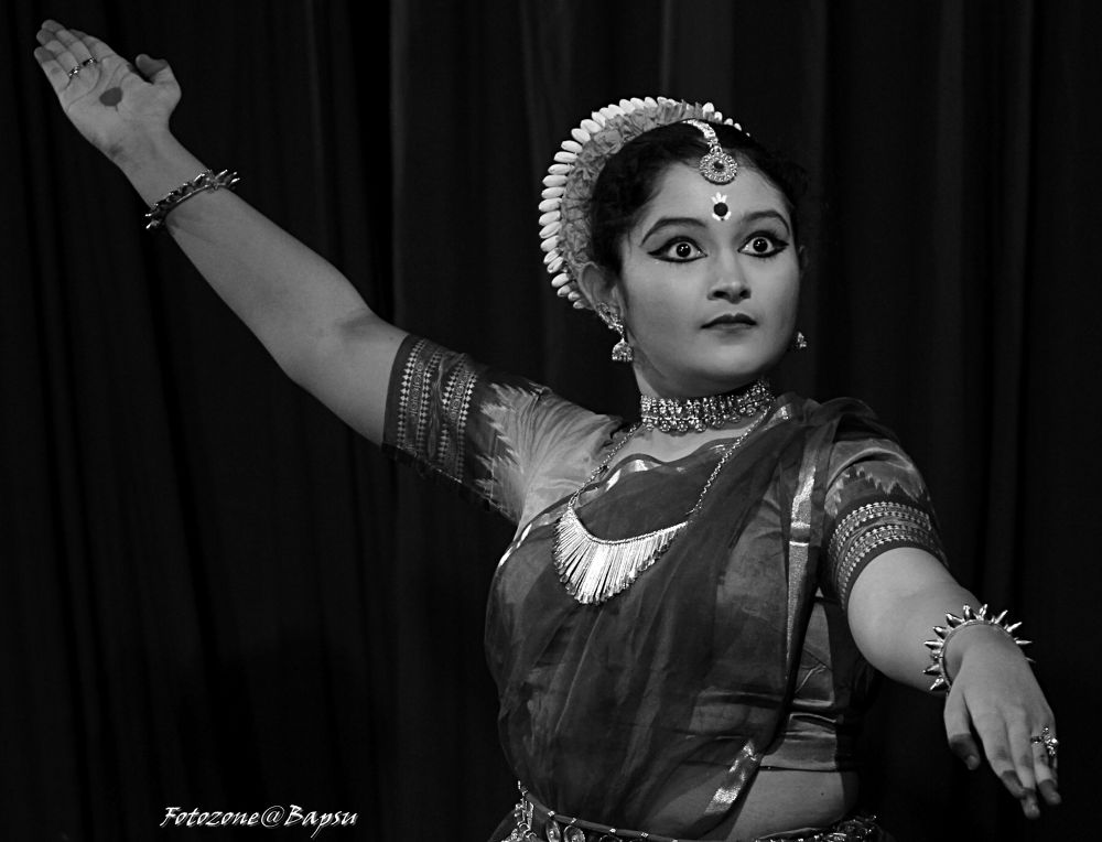Odissi Dance by bapsupaul