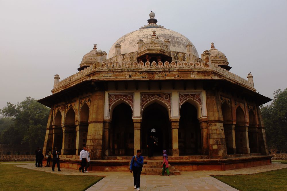 ISA khans tomb by bapsupaul