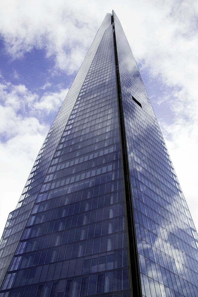 shard london by saussan1