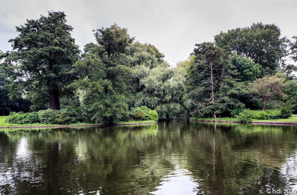 Frederiksberg Gardens by weaksyntax