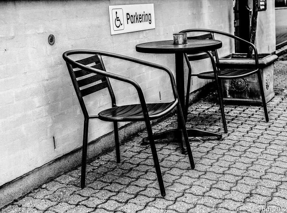 handicap parking by weaksyntax