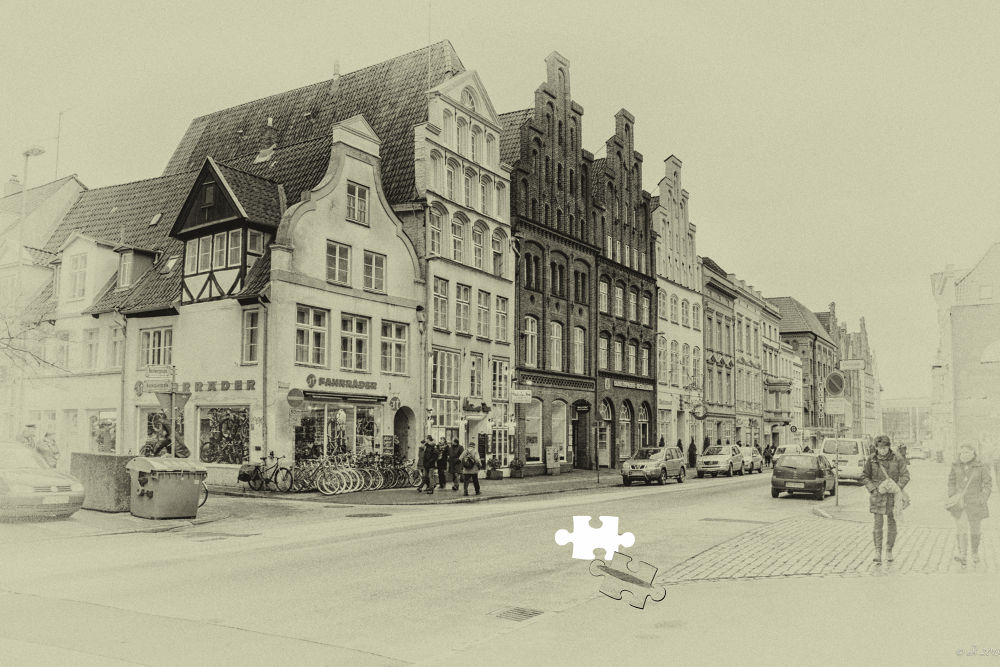 lubeck puzzle by weaksyntax