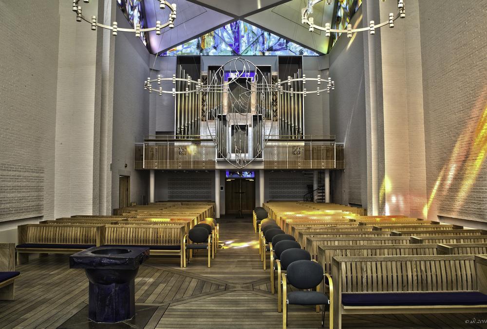 vejleå church organ by weaksyntax