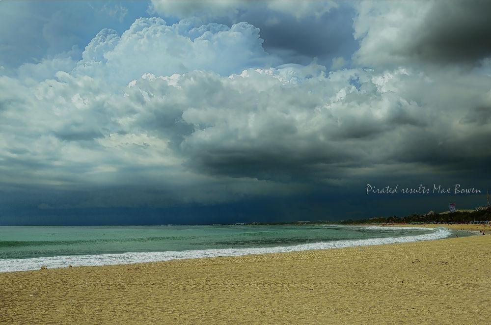 Kuta Beach, Bali Indonesia by Max Bowen