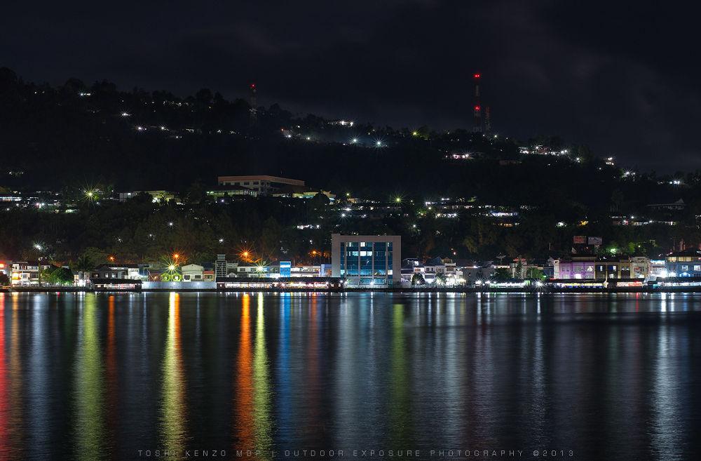 Night Life Light by TOSHI KENZO MDP™