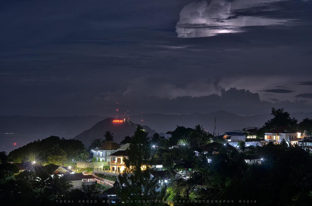 Peaceful Night by TOSHI KENZO MDP™
