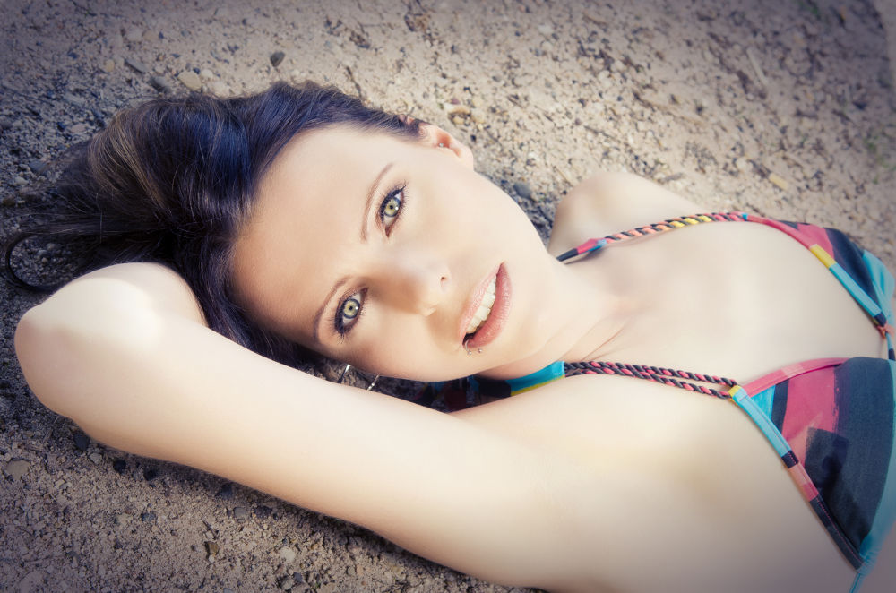 Bikini by Dennis Kamenik