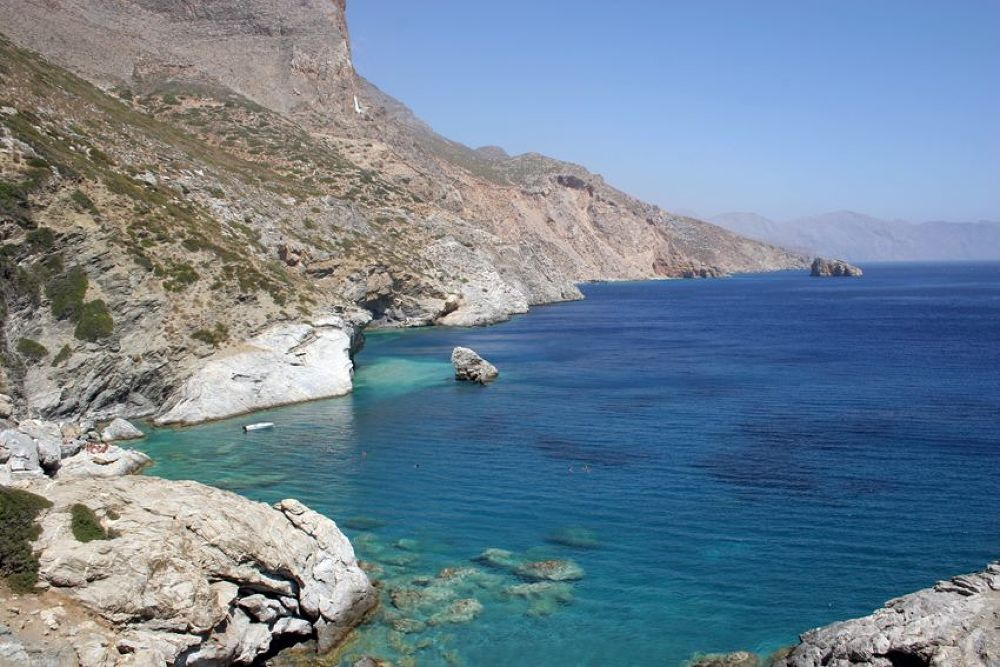 Photo in Random #amorgos #greece