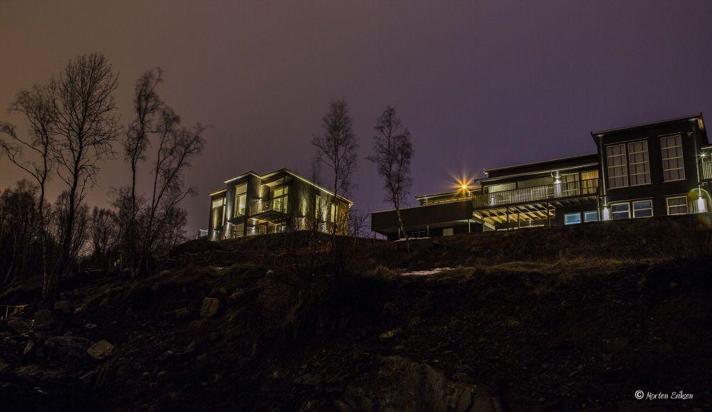 House in the Woods 2 by Morten Eriksen