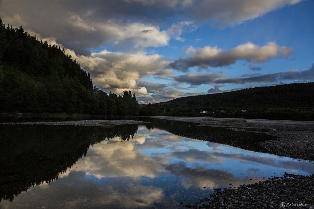 Reflection by Morten Eriksen