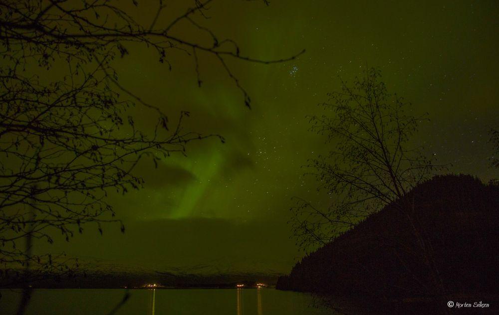 Aurora Borealis by Morten Eriksen
