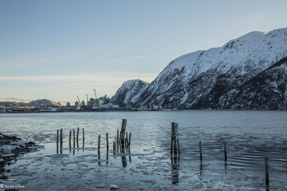 Abandoned by Morten Eriksen