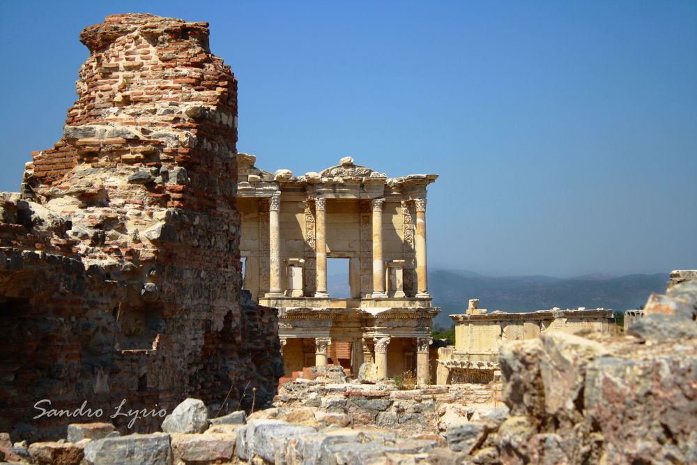 Ephesus by SandroLyrio