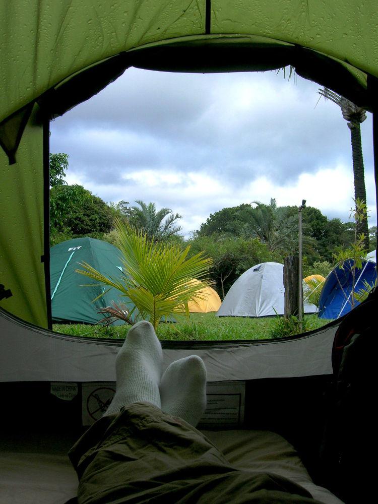 Camp by SandroLyrio