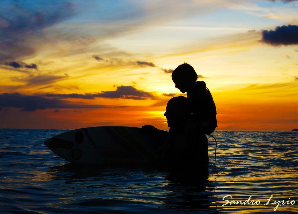 Father n Son by SandroLyrio