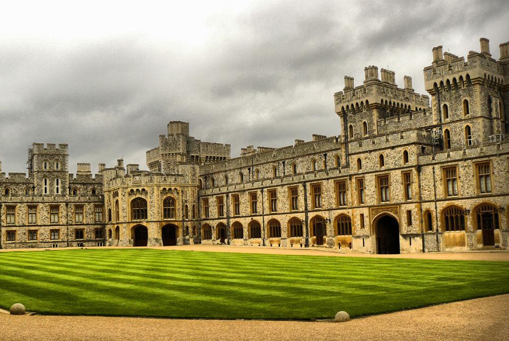 Windsor castle. England by DavidRoldan