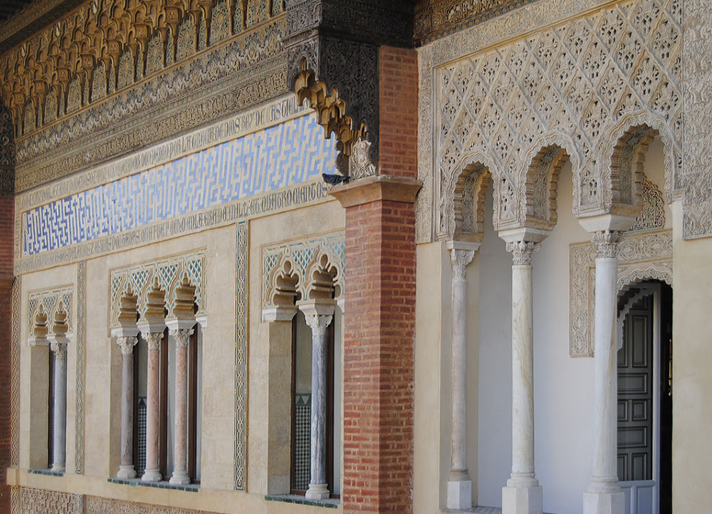 Alcázar (Royal Palace) Sevilla by DavidRoldan