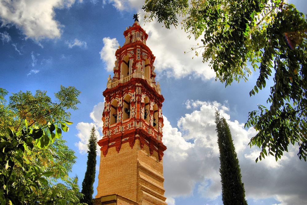 Torre de la Iglesia de San Juan (sXVIII) Ecija. Sevilla. España by DavidRoldan