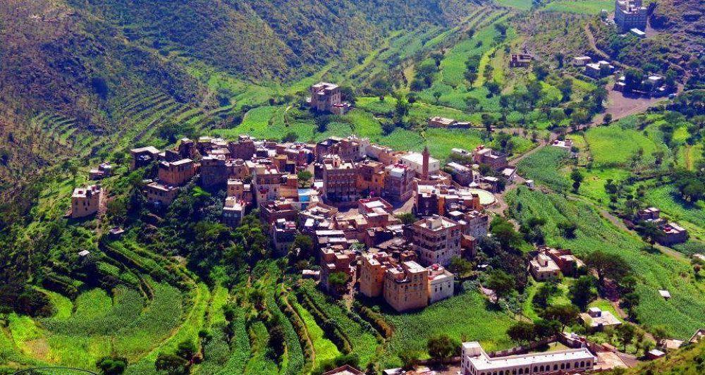 Muttaya village , Ibb , Yemen by Tarik