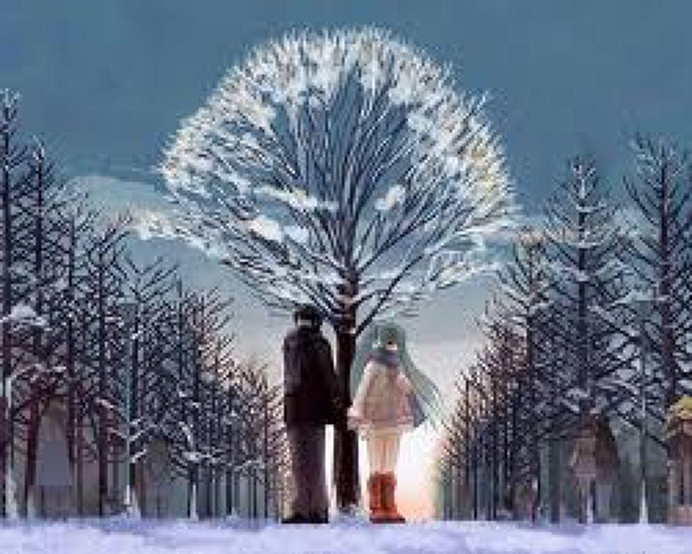 Winter by Tatsuko Sukotjo