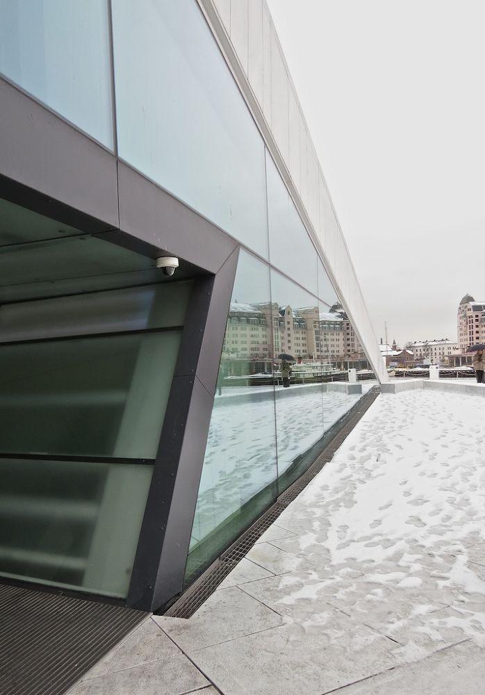 Opera House Oslo by Richt Lycklama à Nijeholt