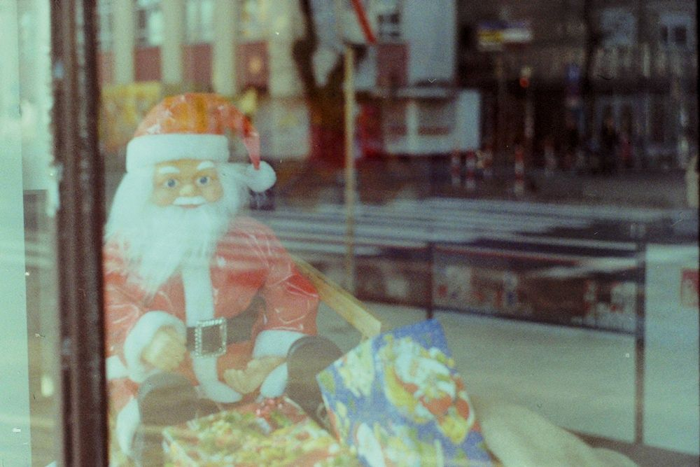 Merry Christmas from practica and me. x by Kaja Potoniec