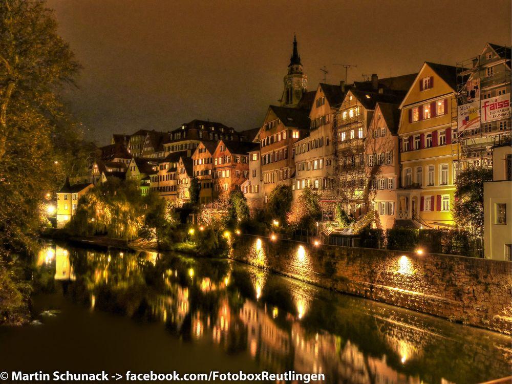 Riverside Tübingen by Martin Schunack