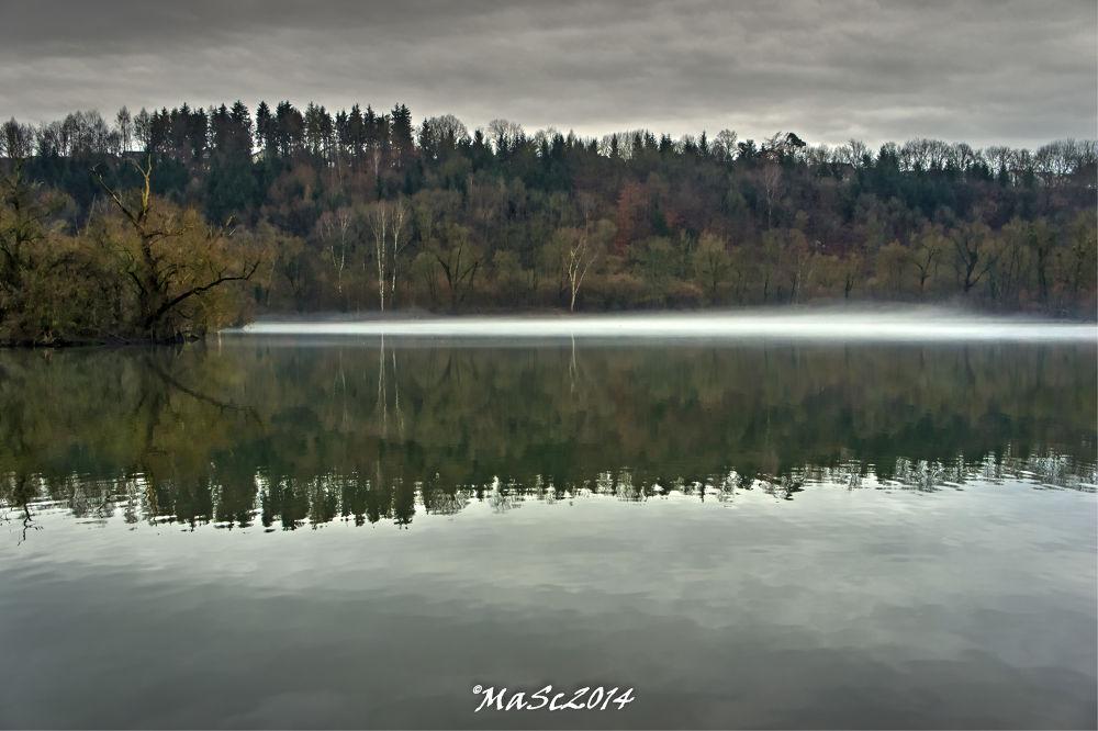Mystic Lake by Martin Schunack