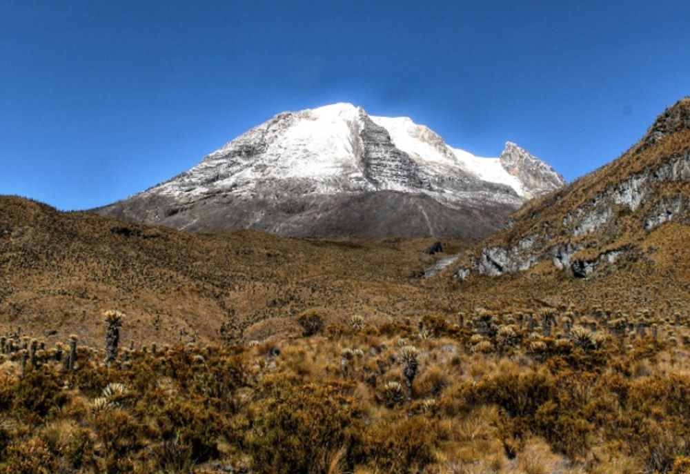 Volcán Nevado del Tolima (Dulima) by LeoAndino
