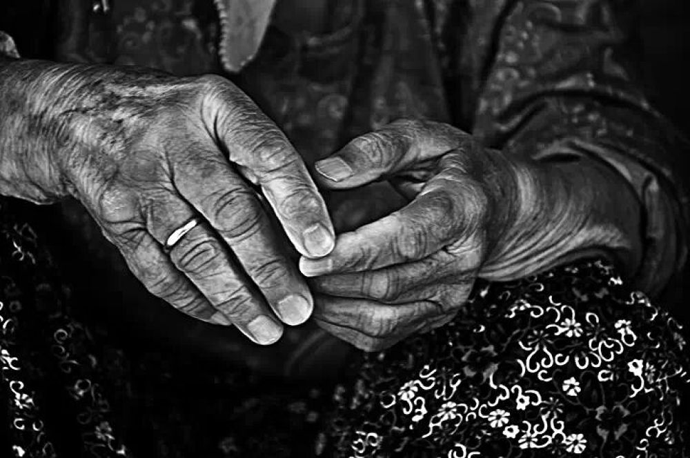 my grand mother by ibrahim Arslan