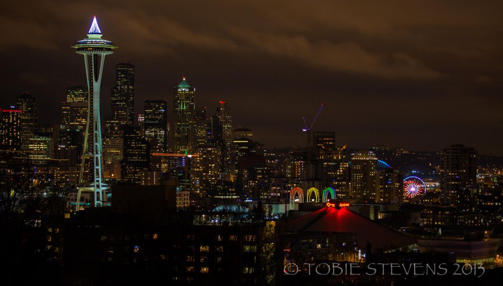 The Emerald City by tobiestevens