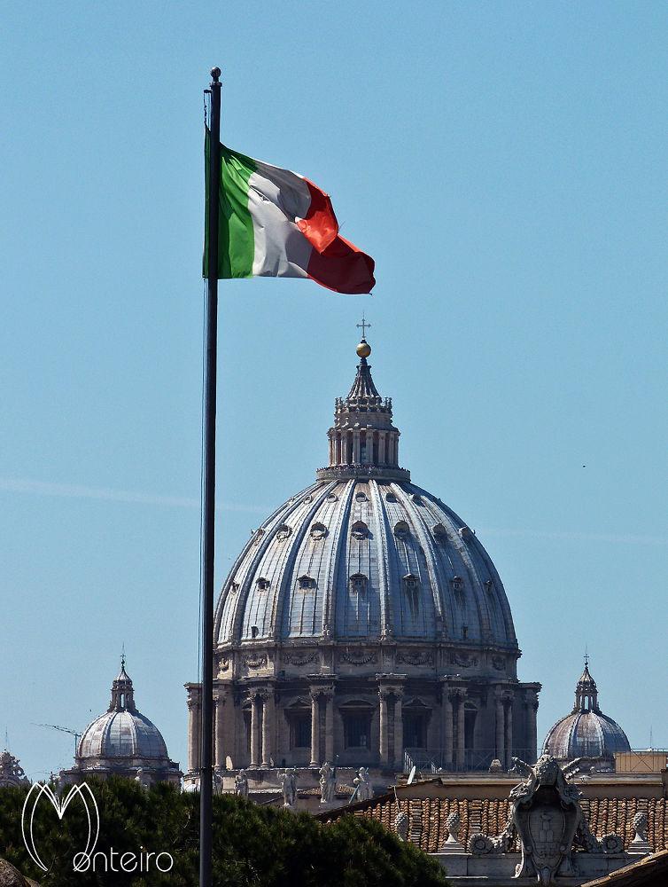 Basilica di San Pietro in Vaticano by Sergio Monteiro