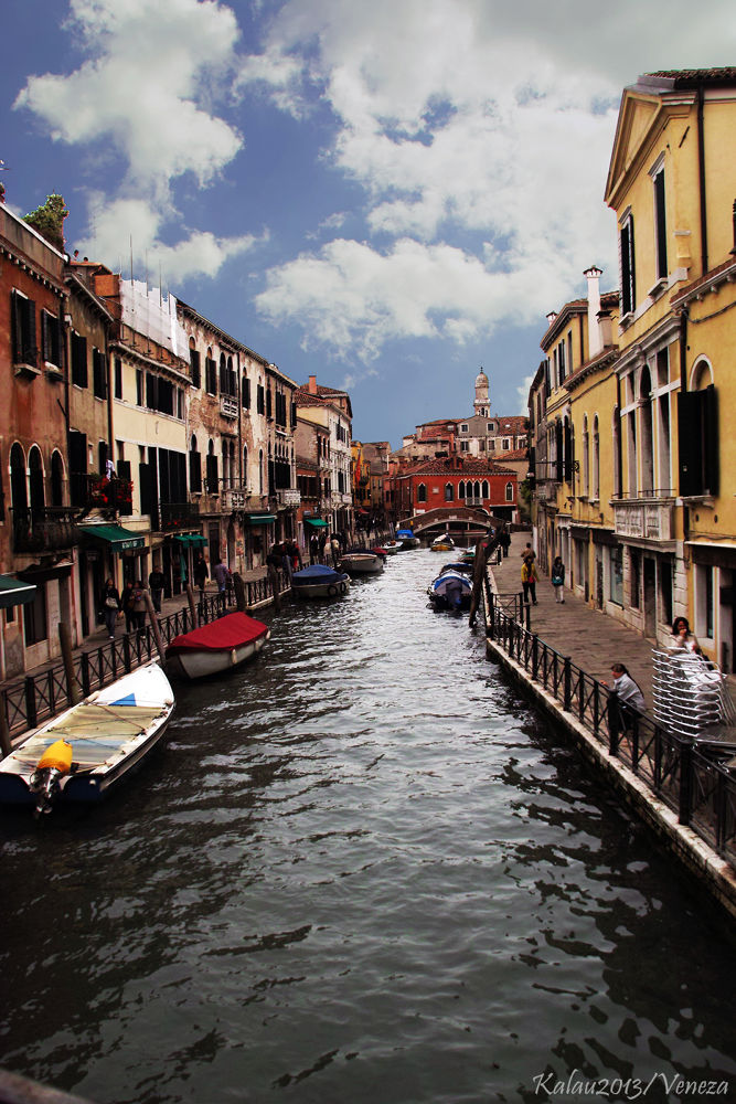 Veneza by Kalau