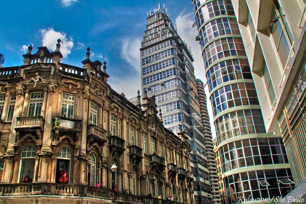 Centro/São Paulo by Kalau