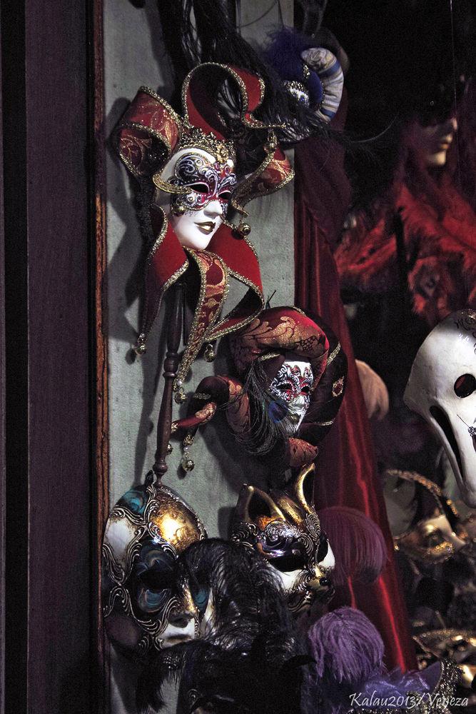 Mask by Kalau