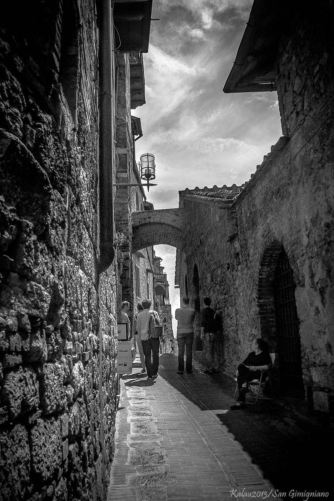 Italy by Kalau