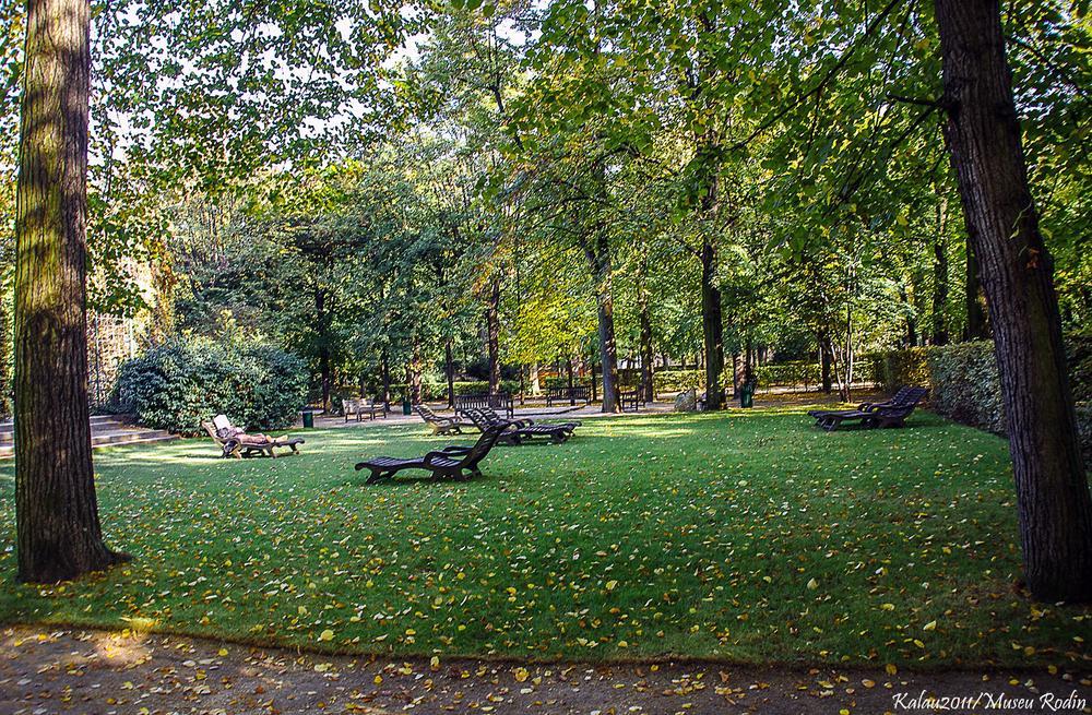 Jardim Museu Rodin by Kalau