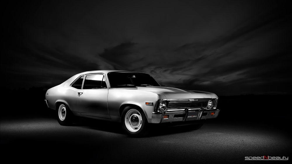 1968 Chevy Nova by speedNbeauty