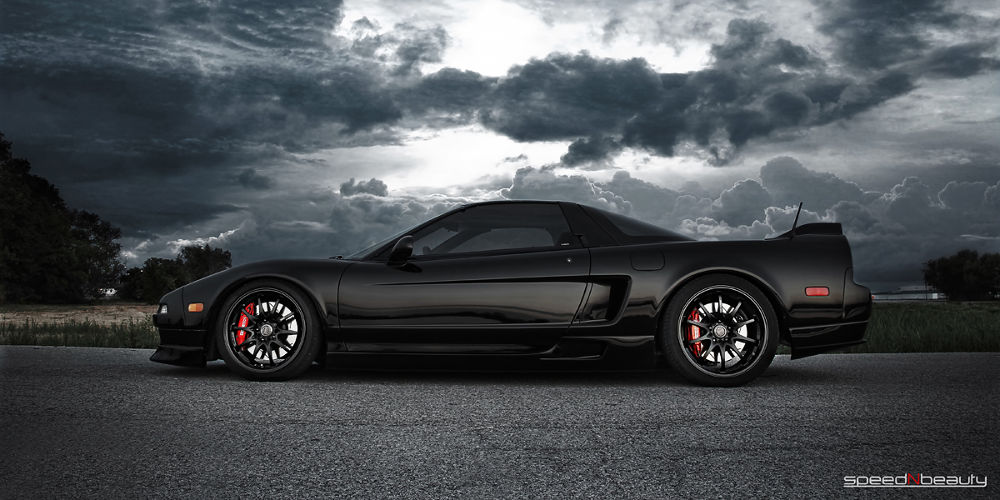 Acura NSX by speedNbeauty