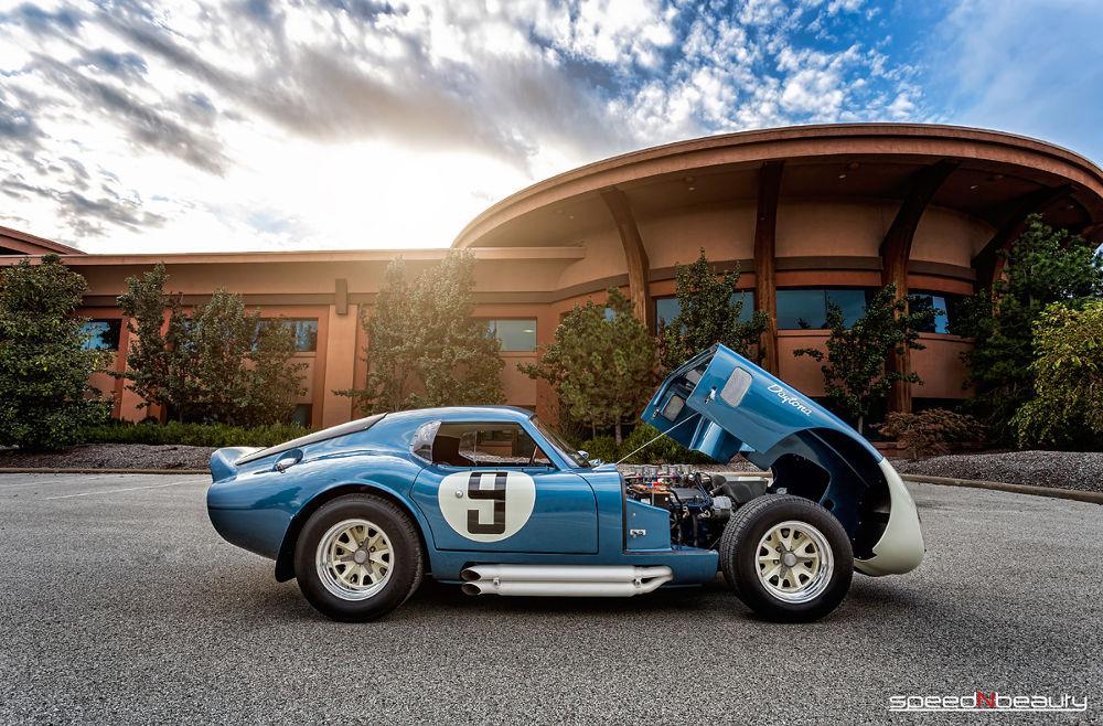 1965 Shelby Daytona Coupe by speedNbeauty