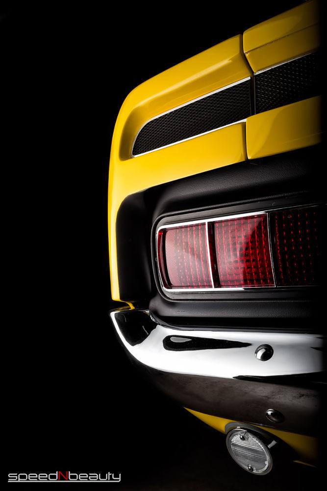 1969 Shelby GT500 by speedNbeauty