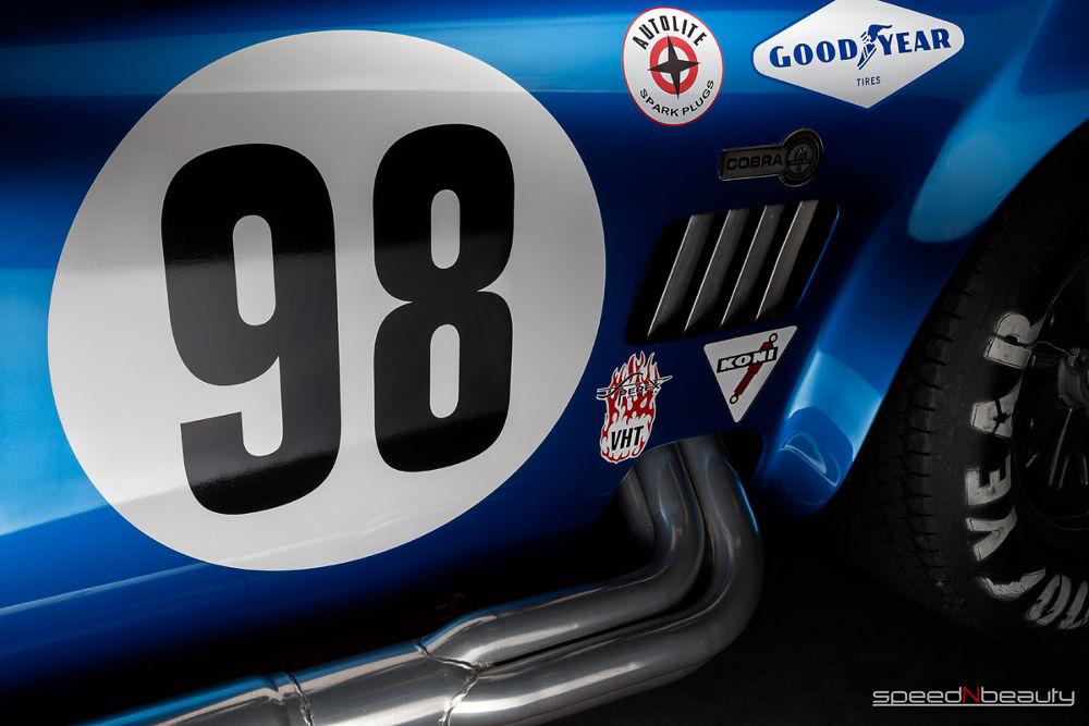 1965 Shelby Cobra CSX 40th Anniversary Aluminum Body by speedNbeauty