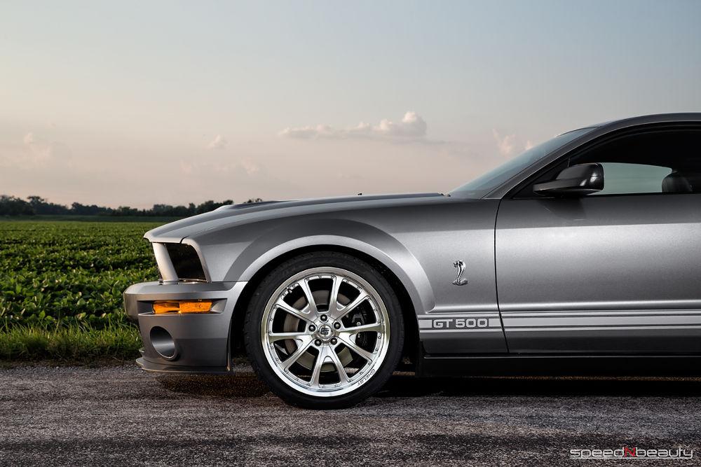 Shelby GT500 by speedNbeauty
