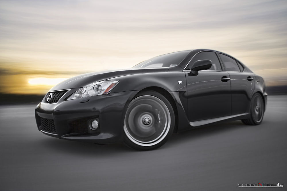 Lexus IS-F by speedNbeauty