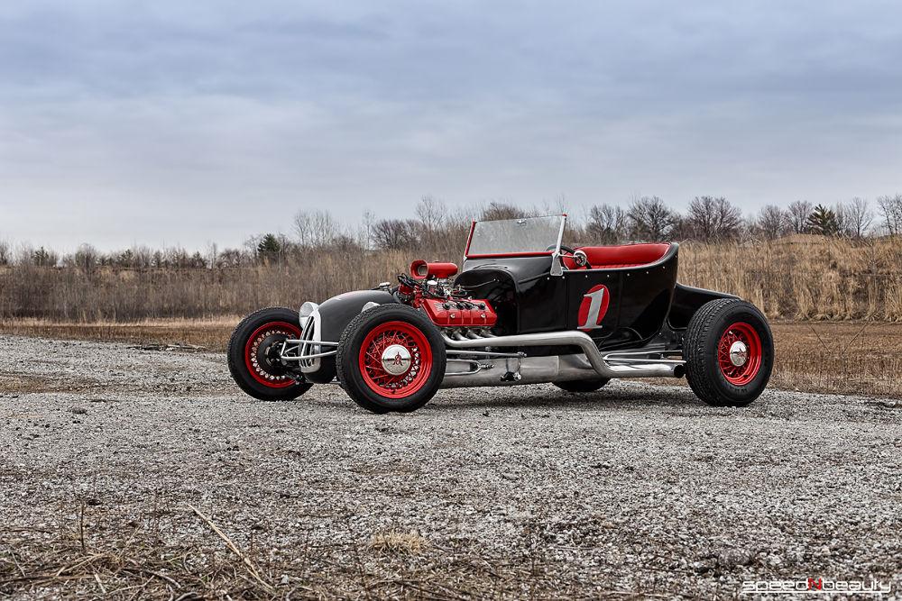 1923 Ford T-Bucket by speedNbeauty