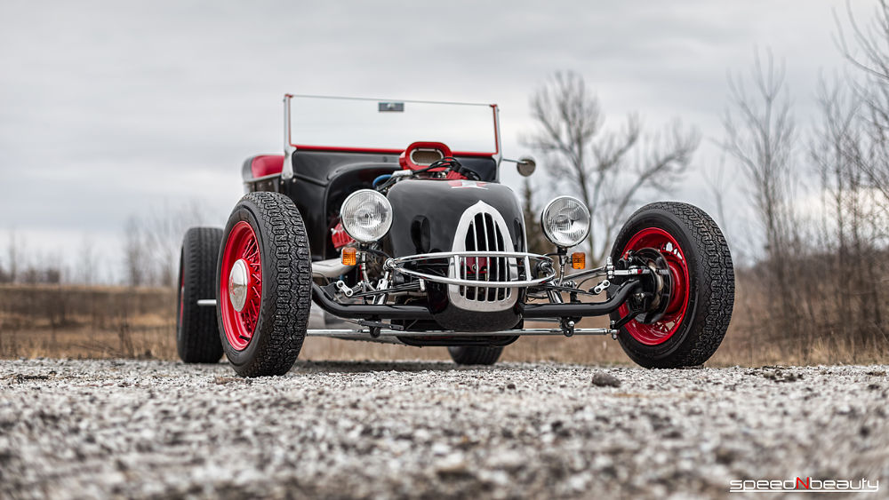 1923 Ford T-Bucket by speedNbeauty