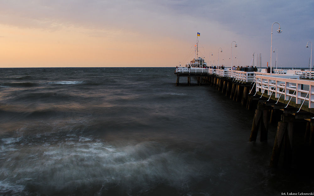 Baltic Sea by Łukasz Leksowski