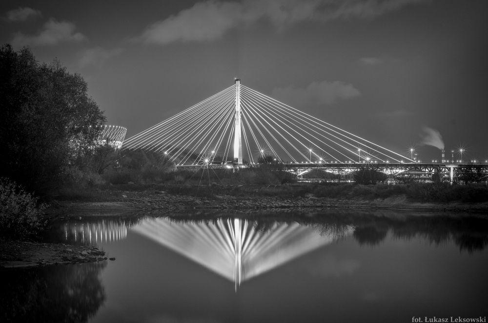 Most Swietokrzyski by Łukasz Leksowski