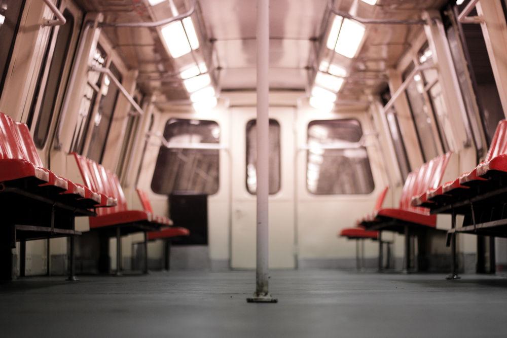 Bucharest's Subway by Camelia Gravot