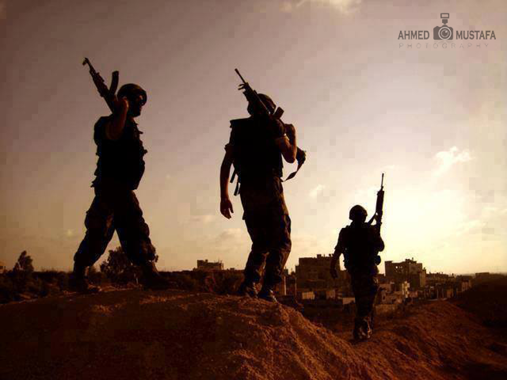 Back to Jihad by AhmedMustafa